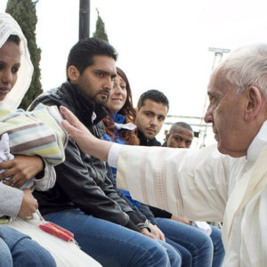 [Media advisory] Pope Francis will launch Caritas' Share the Journey