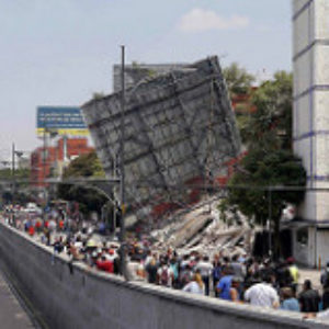 Earthquake strikes Mexico, killing hundreds