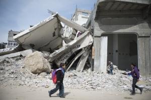 Gaza - Février 2013 :