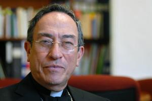 Cardinal Óscar Rodríguez Maradiaga, President of Caritas Internationalis Credits: Caritas/Carofei