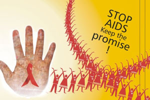 Church in India leads campaign on AIDS