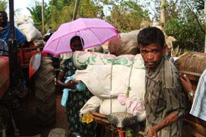 Inside Sri Lanka's camps