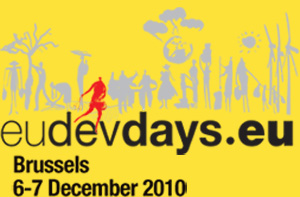 Caritas says it is time to put an end to the current political way of putting specific economic interests before global justice and the fundamental right to food for all at the European Development Days in Brussels . Credits: EDD