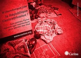 N'abandonnez pas la Republique Centrafricaine