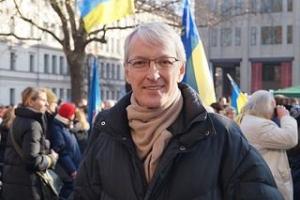 Caritas Ukraine's Executive Director Andrij Waskowycz