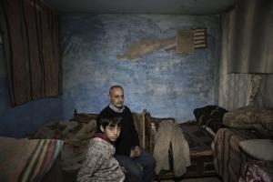Fawaz Khaled. Foto:  Alessio Romenzi/Caritas