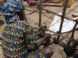 El mal tiempo añade a la miseria en Sudán del Sur. Foto: Faith Kasina/Caritas