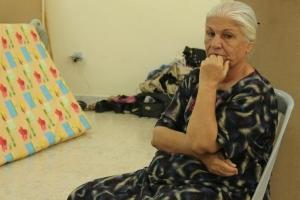 An Iraqi Christian refugee in a church centre is receiving support from Caritas Jordan. Credit: Caritas Jordan