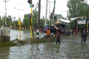 Srinagar in Kashmir remains mostly cut off. Credit: Caritas India