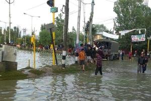 Srinagar, au Cachemire, reste pratiquement coupée du monde. Crédit : Caritas Inde