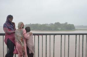 Cientos de pueblos se han inundado en Pakistán. Foto:Kamran Chaudhry/Cáritas Pakistán