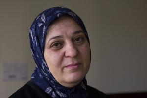 «Je n'avais pas d'argent et aucun moyen pour en obtenir, et Caritas m'a réellement beaucoup aidée. » a dit Ghossoun.