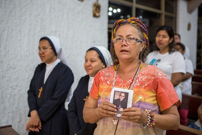 Archbishop Romero, the