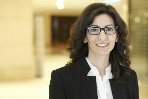 Caritas Lebanon Director Rita Rhayem has been a Sphere trainer since 2009. Photo: © Bilal Jarekji / The Sphere Project