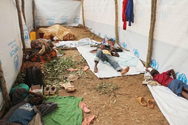 Más de 220.000 burundeses han huido del país hacia países vecinos como Rwanda. Foto: Caritas Rwanda
