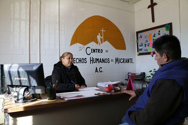 Ciudad Juarez migrante house