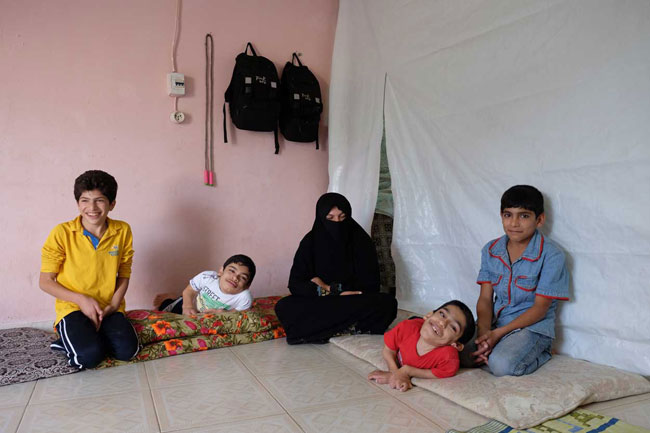A day in the life of a Syrian mother in Turkey