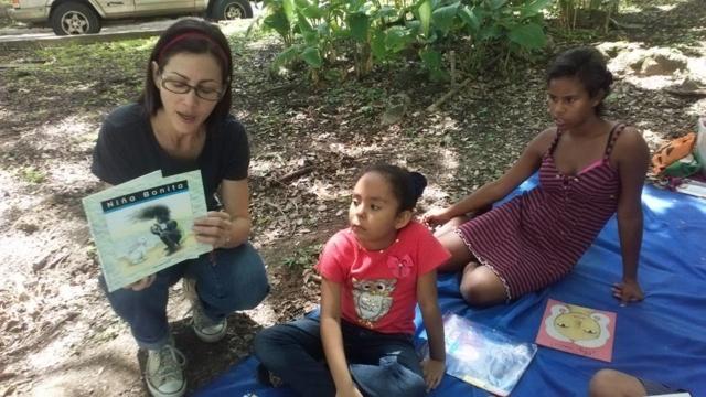 Caritas youth in Venezuela