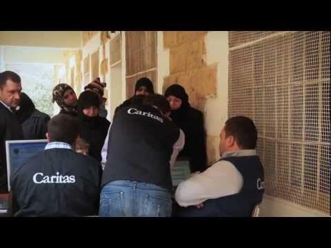 Huyendo de Siria para buscar un refugio seguro en Jordania