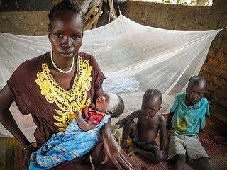 Three lives torn apart in South Sudan