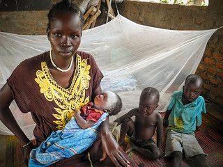 Tres vidas destrozadas en Sudán del Sur