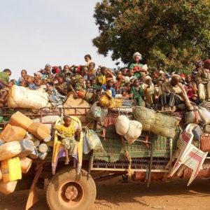Plus de financement international pour les refugies de la Republique Centrafricaine