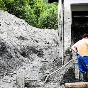 La recuperación serbia tras las históricas inundaciones