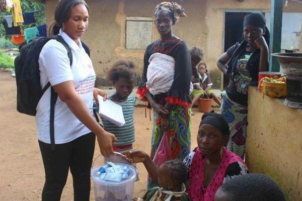 Cocoa companies support Ebola response