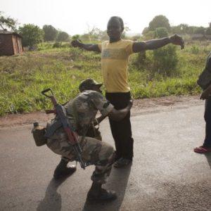 El caos se apodera de la República Centroafricana