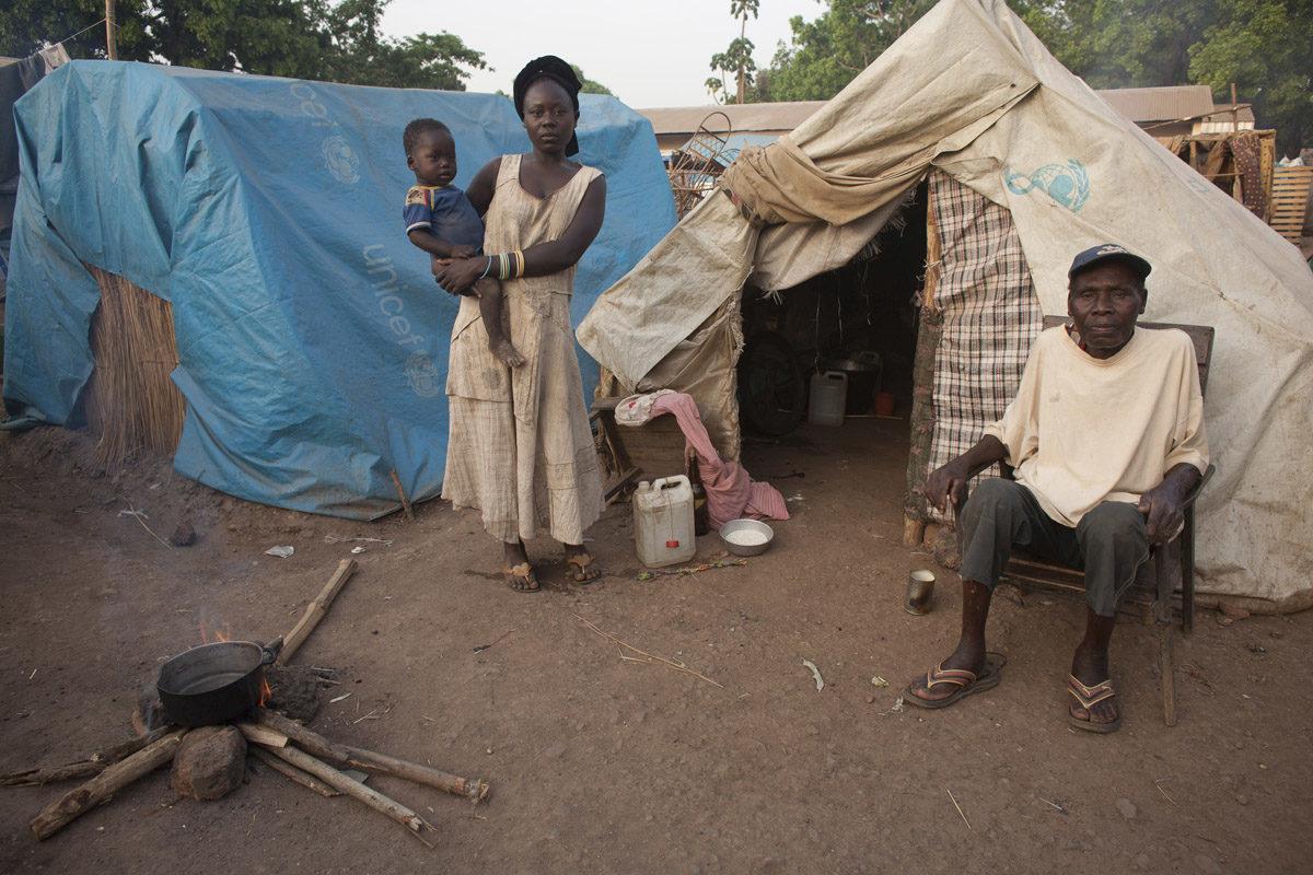 Retour en République centrafricaine