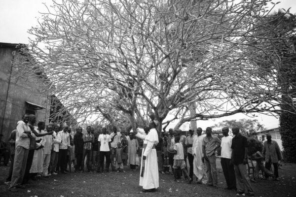La mission catholique héberge les derniers musulmans de Berberati