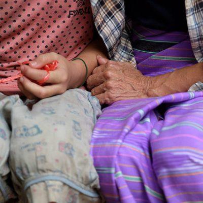 Protegiendo a los niños refugiados en Tailandia