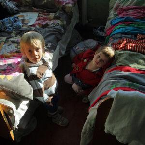 L'espoir survit en Ukraine