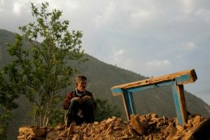 Remote areas in Nepal still need aid
