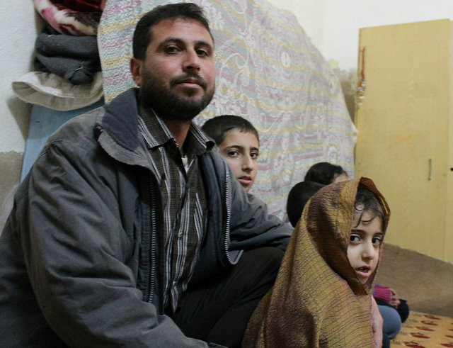 Winter highlights desperation of Syrians