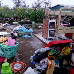 Church critical role in cyclone response on Vanuatu