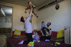 Tale of two Syrian refugee families in Lebanon
