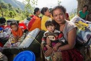 Caritas reaches 30,000 earthquake survivors in Nepal