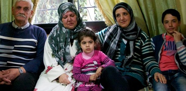 Lebanon buckling under influx of refugees