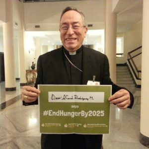World Food Day: We can end hunger by 2025