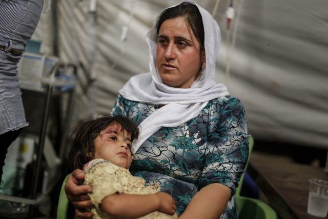 El mundo tiene que actuar en Irak
