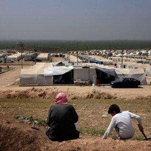Se vislumbra una crisis humanitaria mientras la batalla se agudiza en Irak