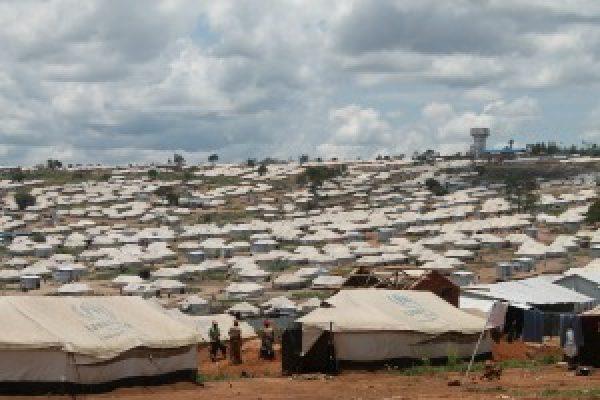 Líderes de Caritas Burundi en visita solidaria a refugiados víctimas de la violencia