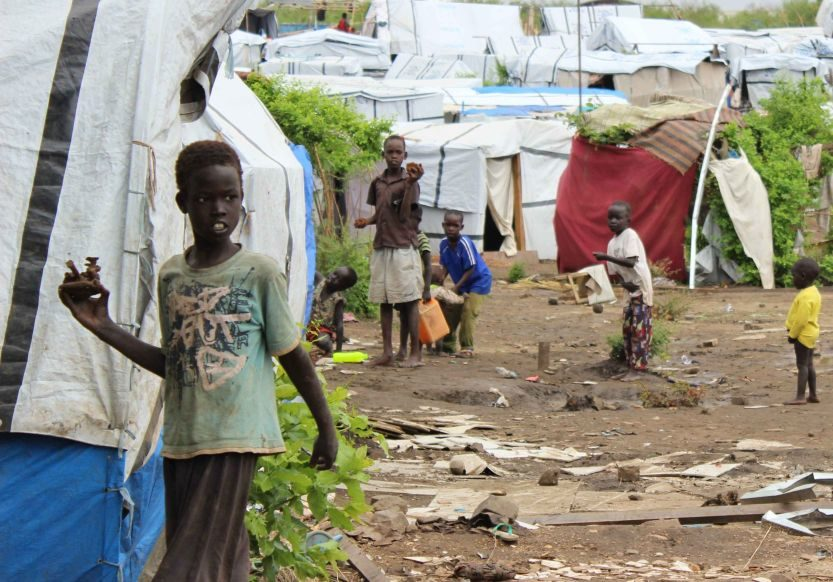 One million in 100 days flee homes in South Sudan