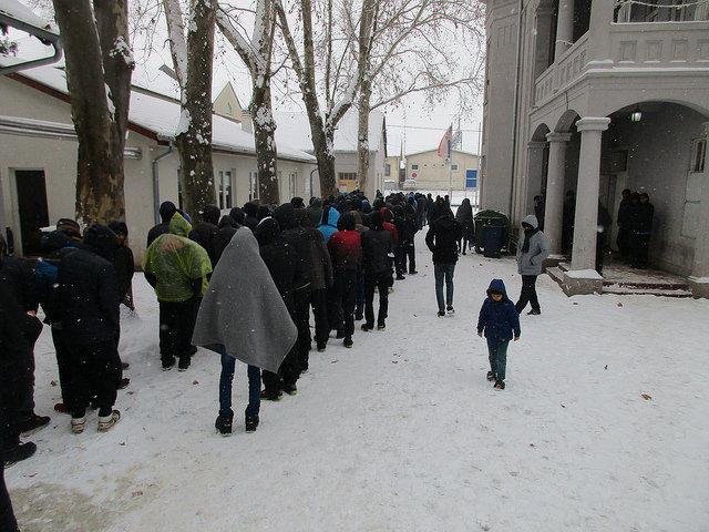 Une aide supplémentaire est nécessaire pour les réfugiés en Serbie