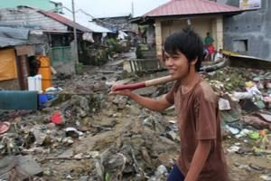Faith helps Filipinos face typhoon tragedies