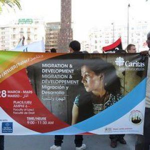 Jornada internacional del migrante