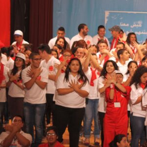 Caritas Lebanon celebrates its young volunteers