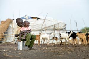 Caritas keeps hope alive in contested border region of Abyei