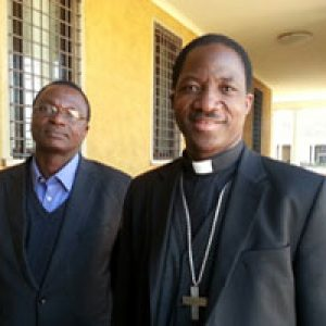Niger bishop on the effect of hunger on his life and his country